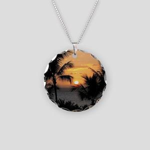 2-WaileaSunset_mug Necklace Circle Charm