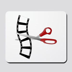 Filmstrip Edit Mousepad