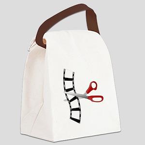 Filmstrip Edit Canvas Lunch Bag