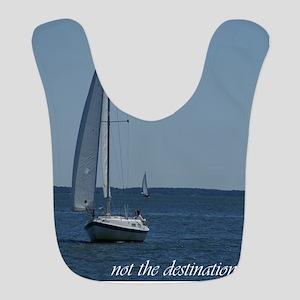 2-journey not the destination Bib