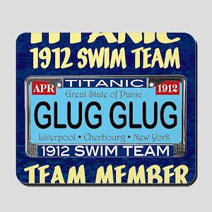 TitanicGlug10x10-5 Mousepad