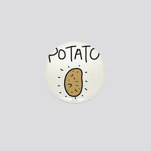Kims Potato shirt Mini Button
