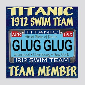 TitanicGlug WallCal9x11.5-a Tile Coaster