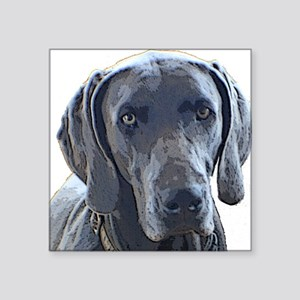 "weim1 Square Sticker 3"" x 3"""