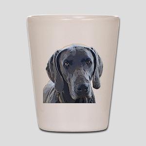 weim1 Shot Glass