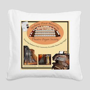 SFNTOS2_light Square Canvas Pillow