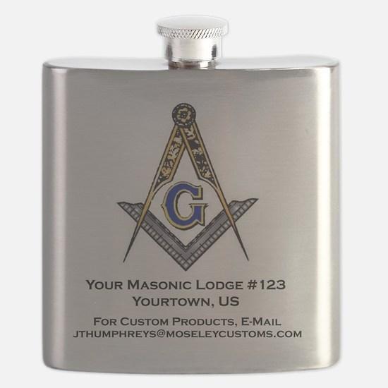 Custom Lodge Products copy Flask