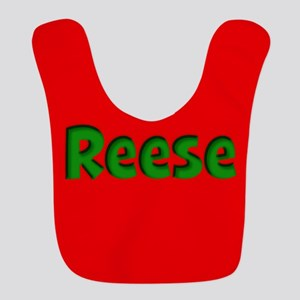 Reese Red and Green Bib