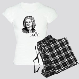 ill_be-bach Women's Light Pajamas