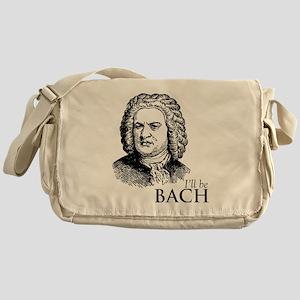 ill_be-bach Messenger Bag