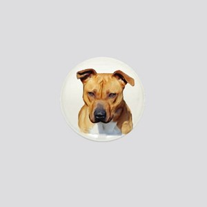 Pitbull Mini Button
