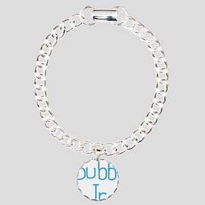 BJonesie Charm Bracelet, One Charm