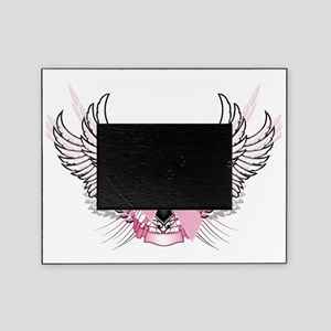 Awareness Tribal Pink Picture Frame