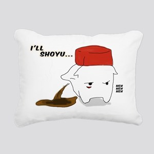 illshoyu copy Rectangular Canvas Pillow