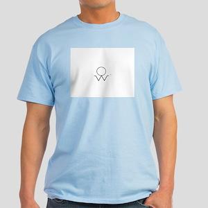 Men's It Is What It Is Blue F/b T-Shirt