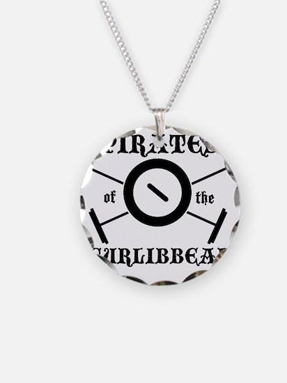 Curlibbean Black Necklace