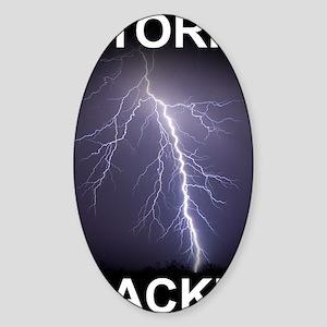 wilkens-stormtracker-3 Sticker (Oval)