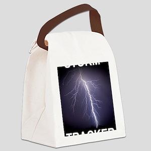 wilkens-stormtracker-3 Canvas Lunch Bag