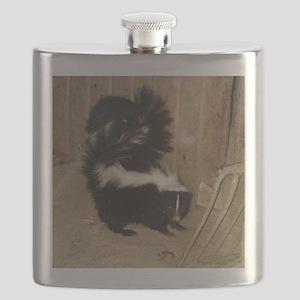 Baby Skunk Flask