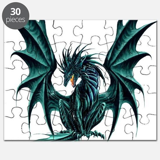 Jade Dragon Puzzle