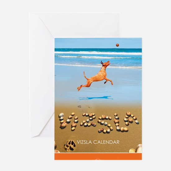 Beach_1_Cover Greeting Card