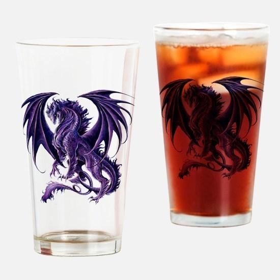 Draconis Nox Dragon Drinking Glass