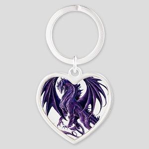 Draconis Nox Dragon Heart Keychain