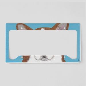 Pembroke License Plate Holder