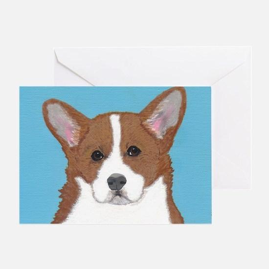 Pembroke Greeting Card