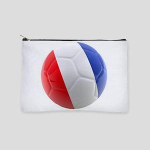 France World Cup Ball Pouch Makeup Bag