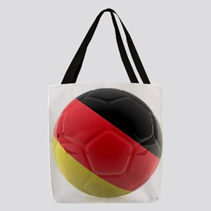 Germany world cup ball Polyester Tote Bag