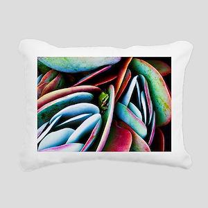Big Frog Rectangular Canvas Pillow