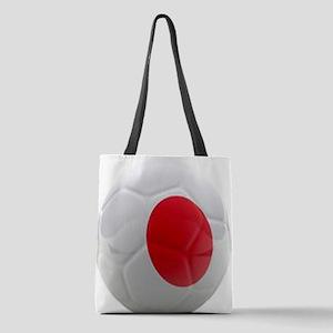 Japan World Cup Ball Polyester Tote Bag