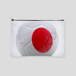 Japan World Cup Ball Makeup Pouch