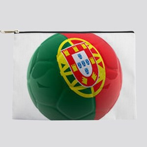Portugal World Cup Ball Makeup Pouch