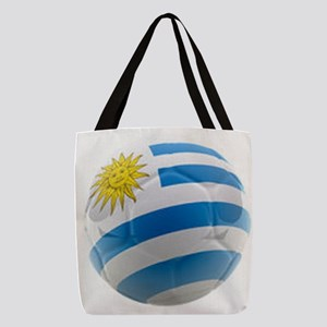 Uruguay World Cup Ball Polyester Tote Bag