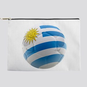 Uruguay World Cup Ball Makeup Pouch