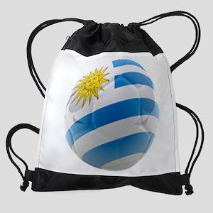 Uruguay World Cup Ball Drawstring Bag