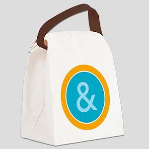 btn-amp Canvas Lunch Bag