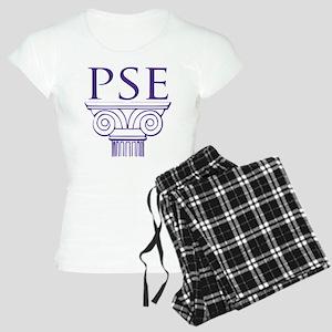 Pi Sigma Epsilon Crest Women's Light Pajamas