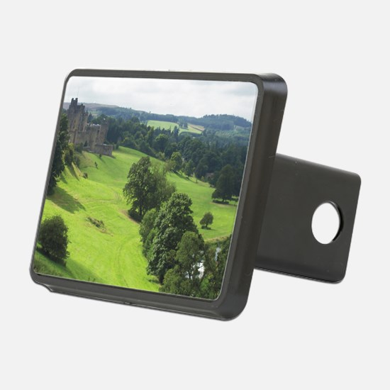 Alnwick Castle g card Hitch Cover
