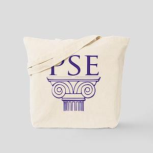 Pi Sigma Epsilon Crest Tote Bag