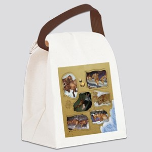 Beach_2_January Canvas Lunch Bag