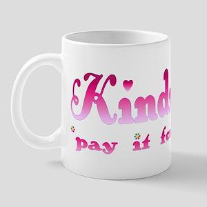 KINDNESS-pay it forward Mug