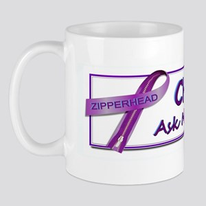 2-BumperStickeripperHead2 Mug