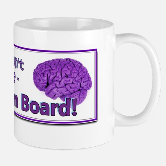 2-BumperStickerChiarianOnBoard Mug