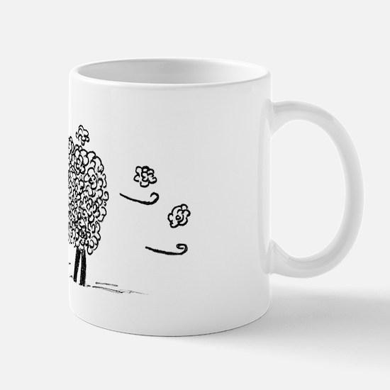 Windy Sheep Base Mug