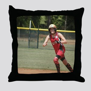 syd small frame pic Throw Pillow