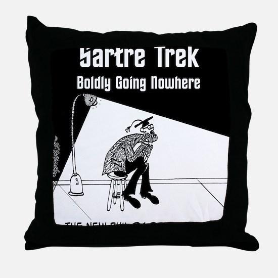 6537_philosophy_cartoon Throw Pillow
