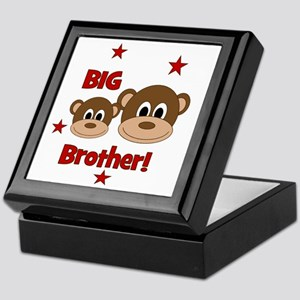 Monkey_BigBrother Keepsake Box